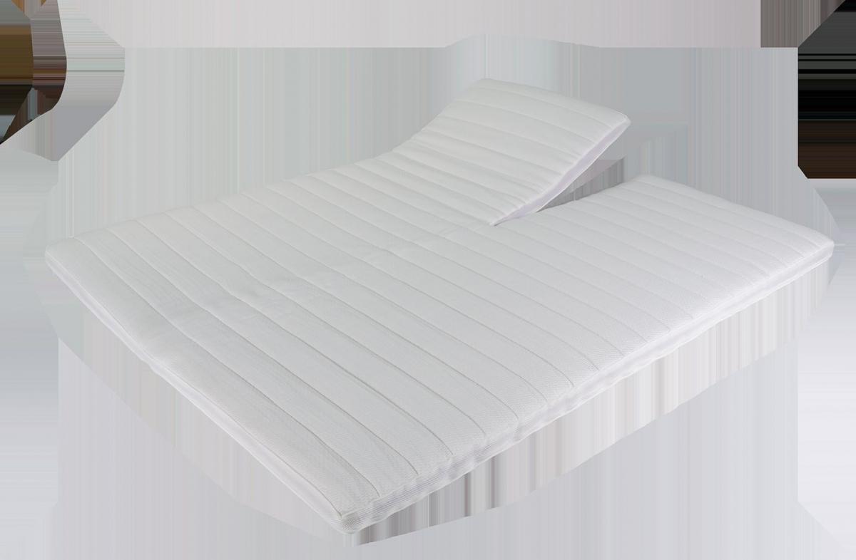 topper kaltschaum split 160x200 cm schlaf und wohlf hltextilien von jekatex bedding more. Black Bedroom Furniture Sets. Home Design Ideas