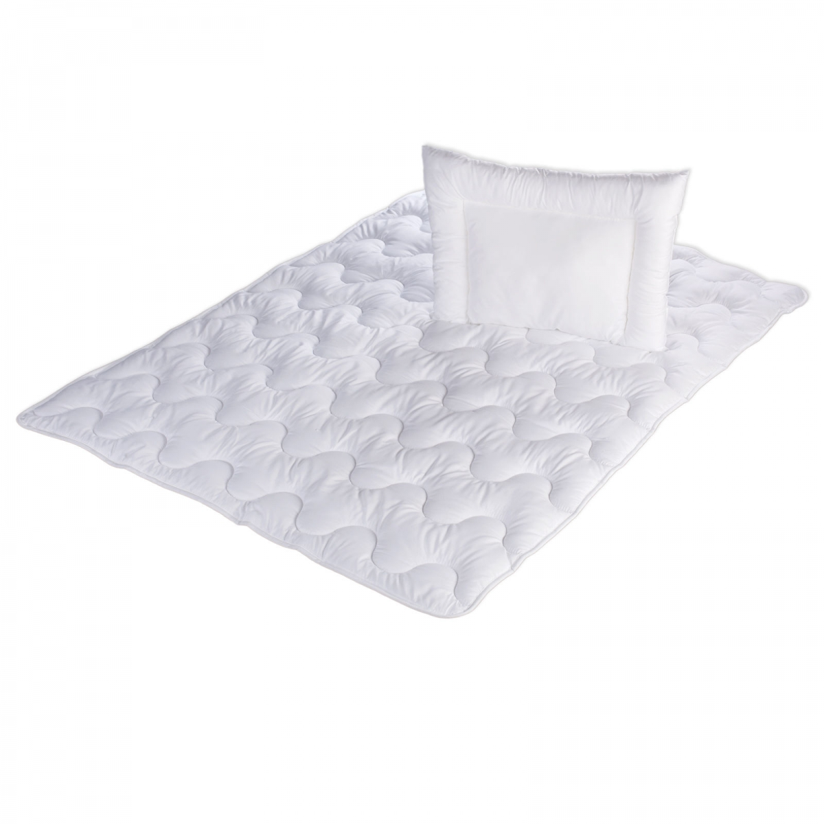 microfaser kinderbetten set 100x135cm bettchen 40. Black Bedroom Furniture Sets. Home Design Ideas