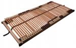 Lattenrost mit Rahmen 100x200 cm, 42 Latten, TOP Qualität