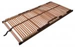 Lattenrost mit Rahmen 140x200 cm, 42 Latten, TOP Qualität