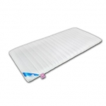 Style Station Topper 3 Sterne 100x200 cm